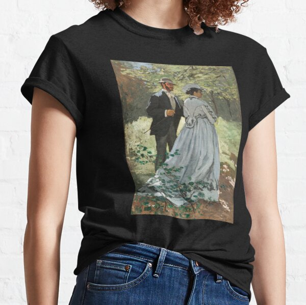 Bazille and Camille Classic T-Shirt