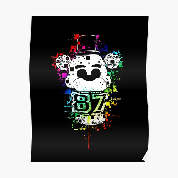 Five Nights At Freddy's - It's Me Poster