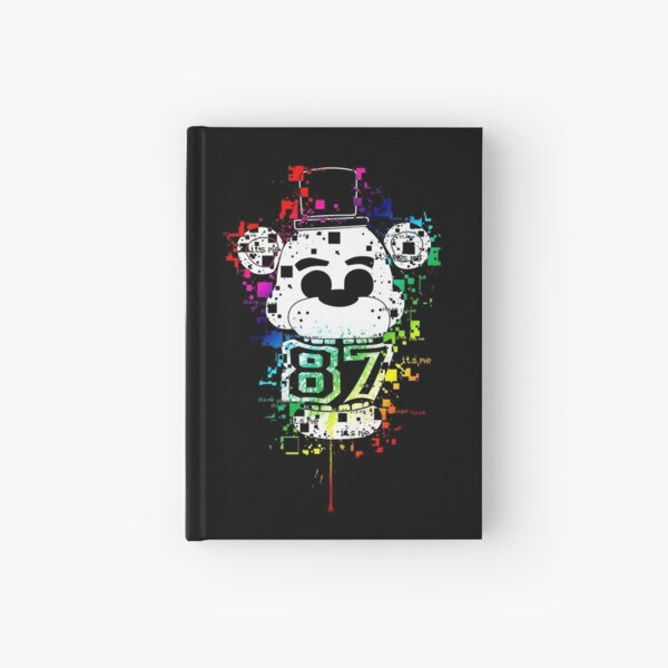 Five Nights At Freddy's - It's Me Hardcover Journal