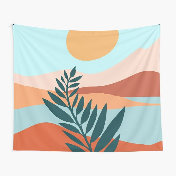 Mediterranean Summer Tapestry