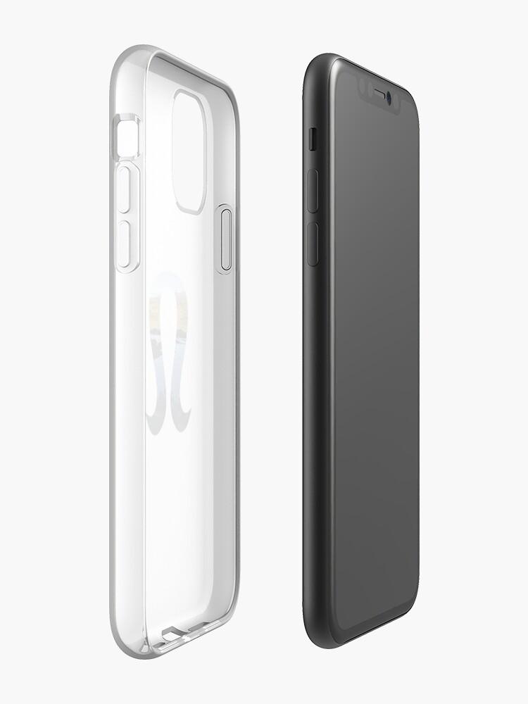 jasbon coque iphone x , Coque iPhone «Logo Lulu», par emm12