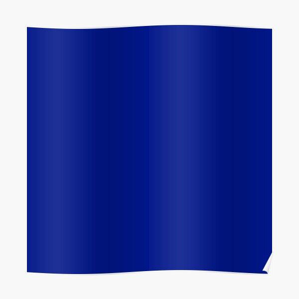 REFLEX BLUE Poster