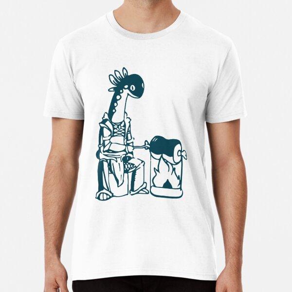 Wiggler's Dinner Premium T-Shirt
