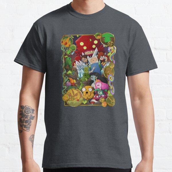 Temps Aventure T-shirt classique