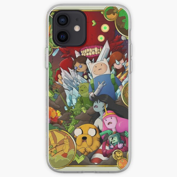 Time Adventure iPhone Soft Case