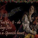 Spanish beat by Dulcina