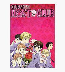 Ouran High School Host Club Photographic Print