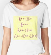 Maxwell's equations, #Maxwells, #equations, #MaxwellsEquations, Maxwell, equation, MaxwellEquations, #Physics, Electricity, Electrodynamics, Electromagnetism Relaxed Fit T-Shirt
