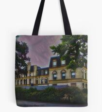 Haunted Castle (Top 10 Most Haunted on Yahoo) Tote Bag