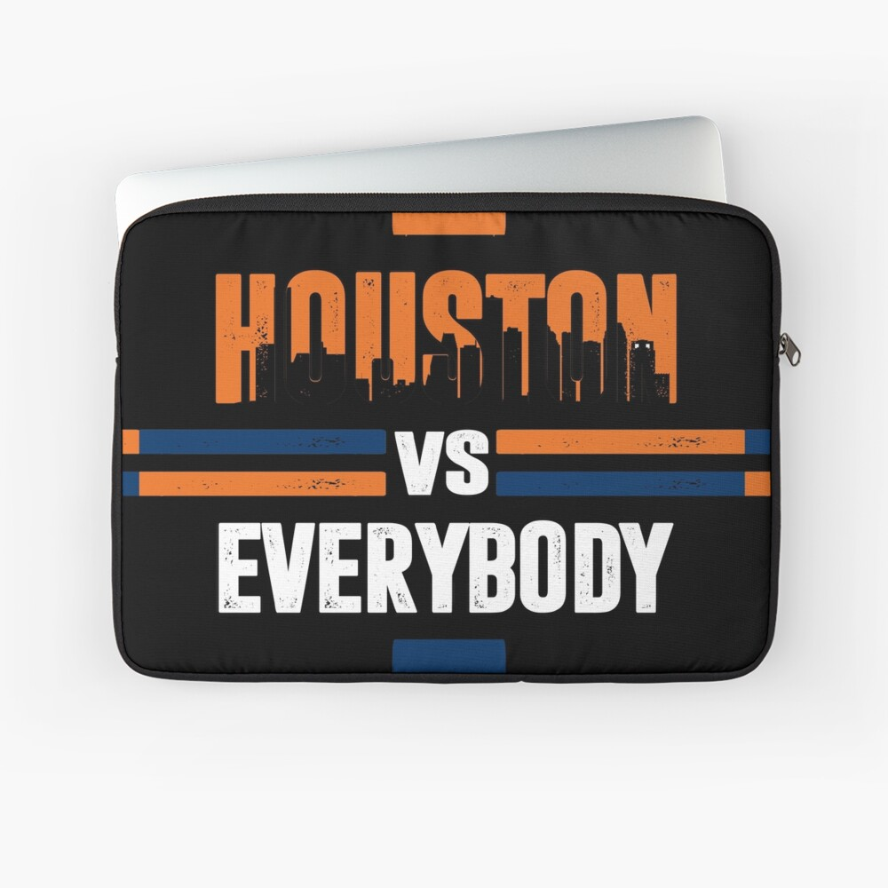 Houston sports fans  Laptoptasche