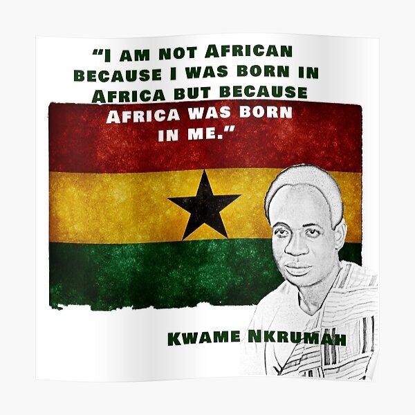 Kwame Nkrumah Poster
