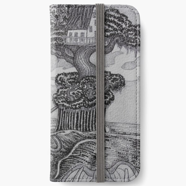 Iconic T iPhone Wallet