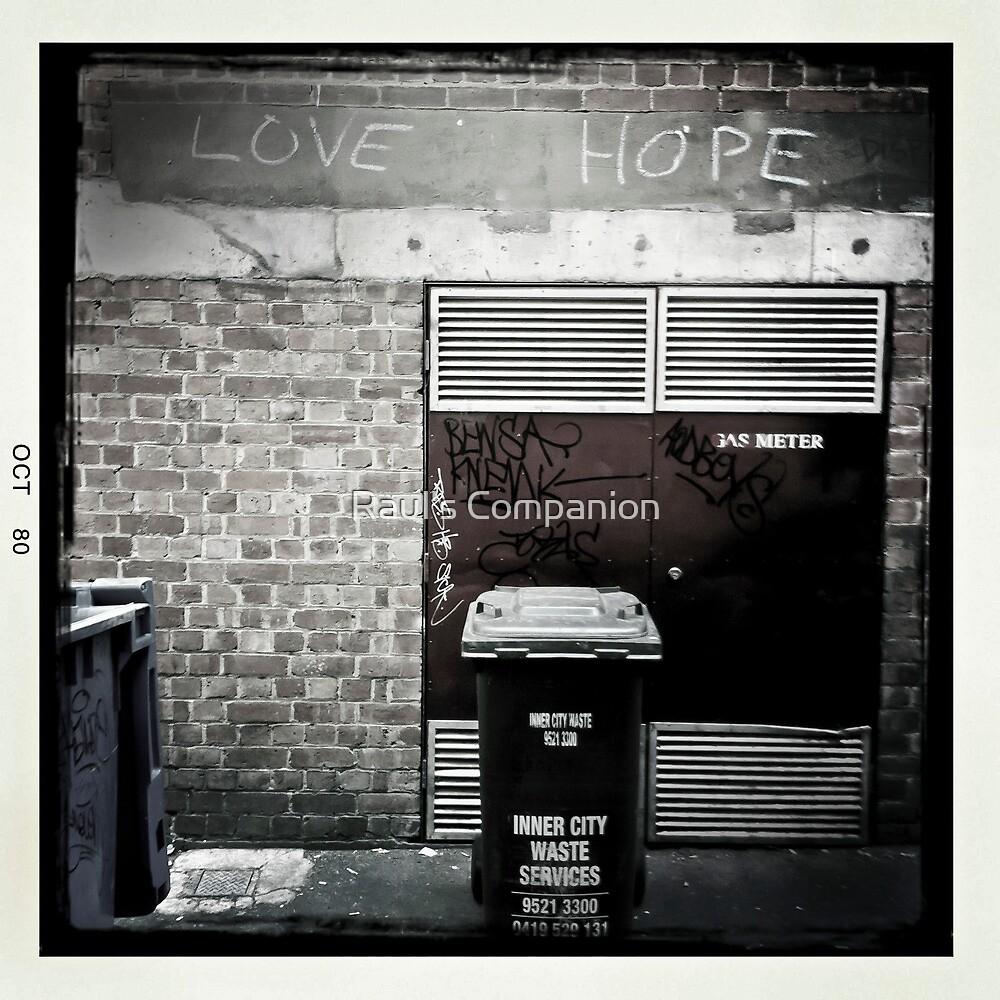Love / Hope by Raul's Companion