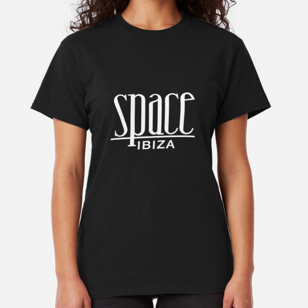 KEEP CALM AND PARTY IN SPACE CLUBBING STAG PARTY IBIZA HOLIDAY TSHIRT