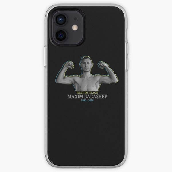 maxim dadashev iPhone Soft Case