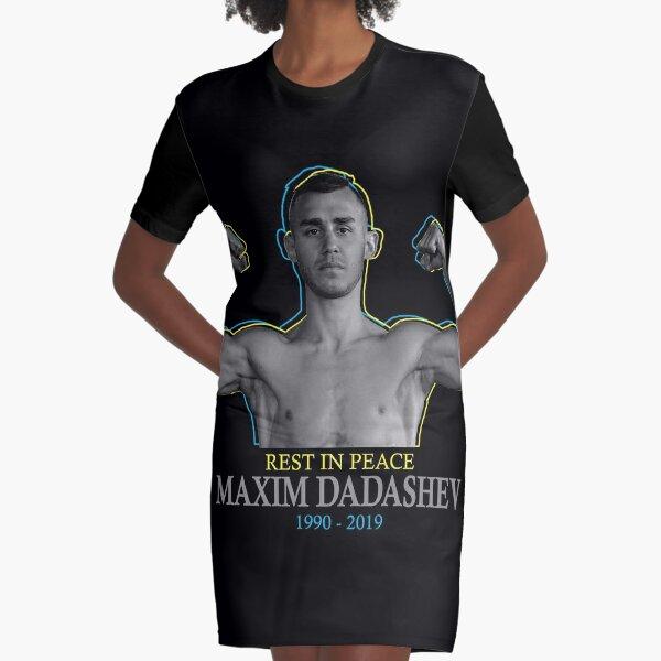 maxim dadashev Graphic T-Shirt Dress