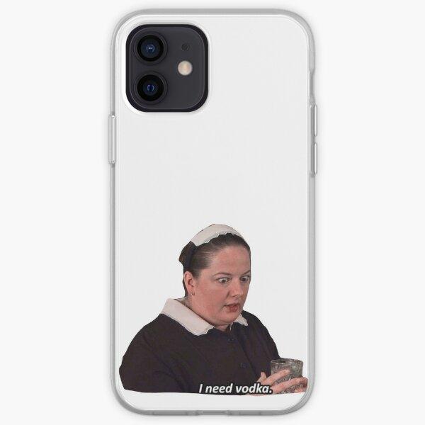 dorota vodka iPhone Soft Case