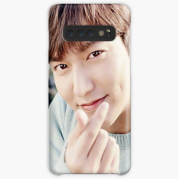 lee min ho Samsung Galaxy Snap Case