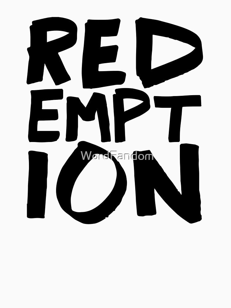 Redemption by WordFandom