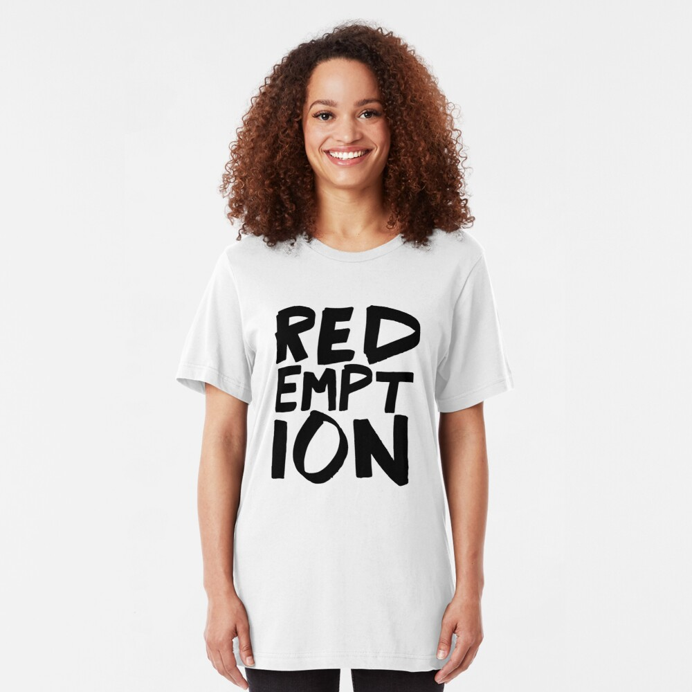 Redemption Slim Fit T-Shirt