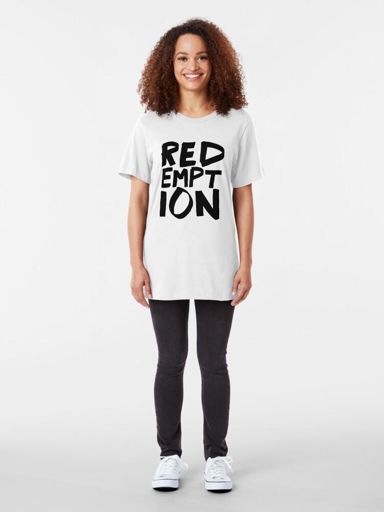 Alternate view of Redemption Slim Fit T-Shirt