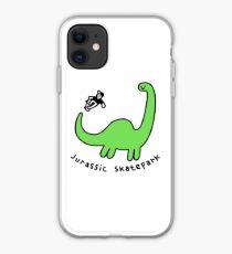 Jurassic Skatepark iPhone Case