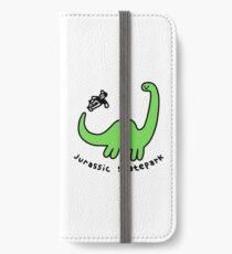 Jurassic Skatepark iPhone Wallet/Case/Skin