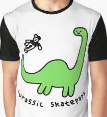 Jurassic Skatepark Graphic T-Shirt