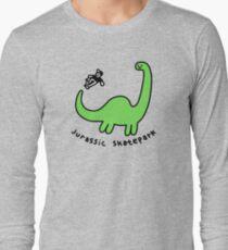 Jurassic Skatepark Long Sleeve T-Shirt