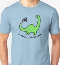 Jurassic Skatepark Slim Fit T-Shirt