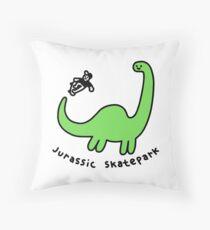 Jurassic Skatepark Floor Pillow