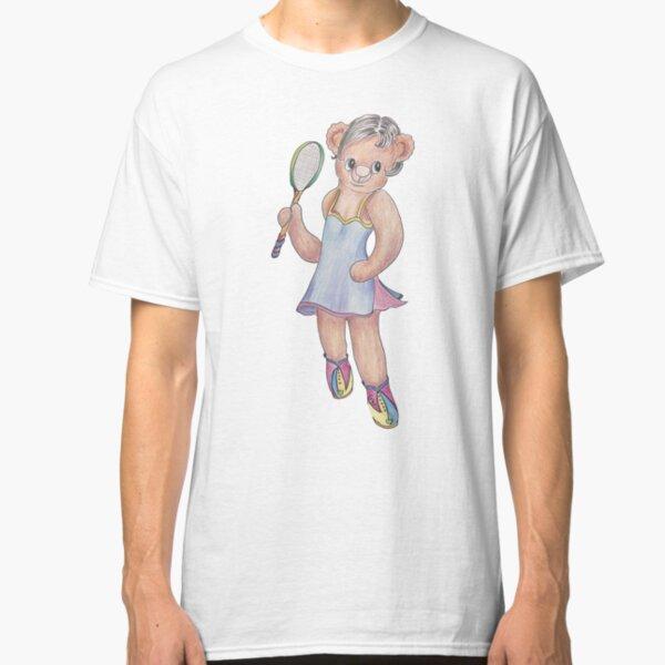 Tracy Bear Tennis Champion Classic T-Shirt