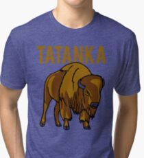 Buffalo Tatanka Tri-blend T-Shirt