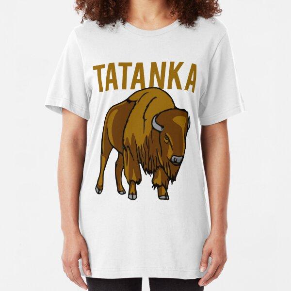 Buffalo Tatanka Slim Fit T-Shirt