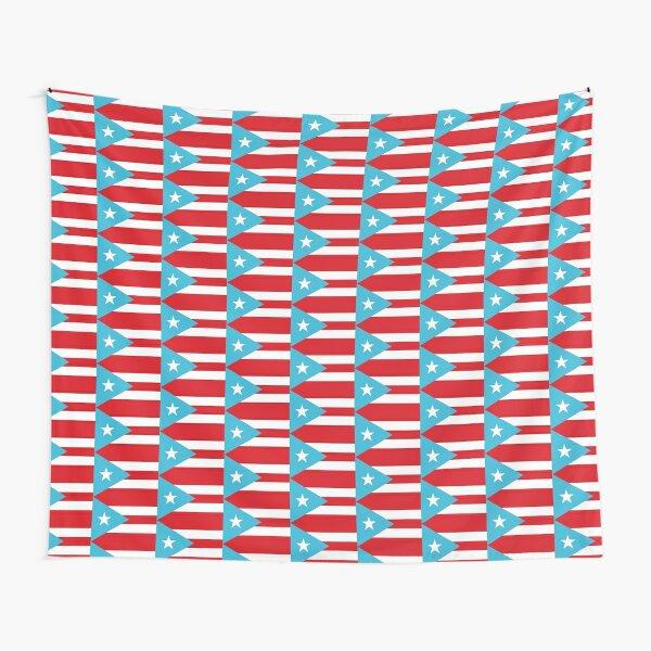 Flag of Puerto Rico (1895-1952)/ Nationhood Flag Tapestry