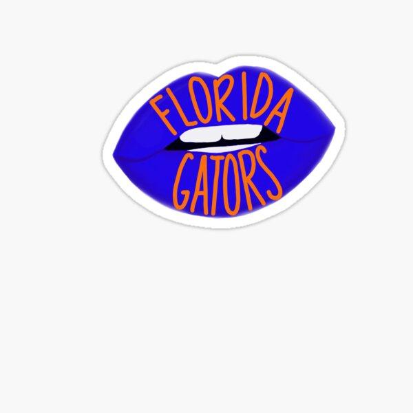 UF lips Sticker
