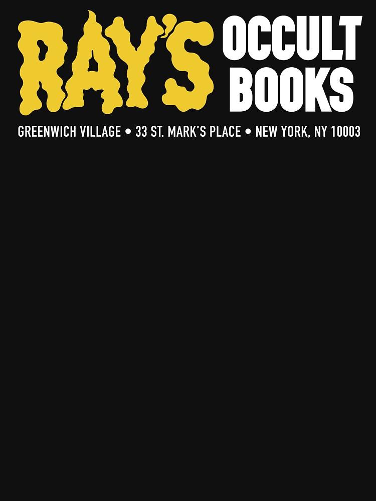 Los libros ocultos de Ray de joshpeters