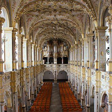 Frederiksborg Castle Church in Hillerød, DENMARK by BrunoBeach