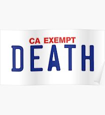 Government Plates Poster