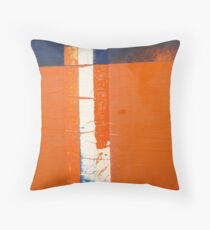 Four Deep Throw Pillow
