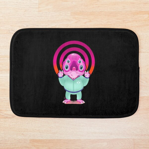 "Glootie - Rick & Morty™ - Season 4 Sneak Peek - ""I'm Just an Intern"" Bath Mat"