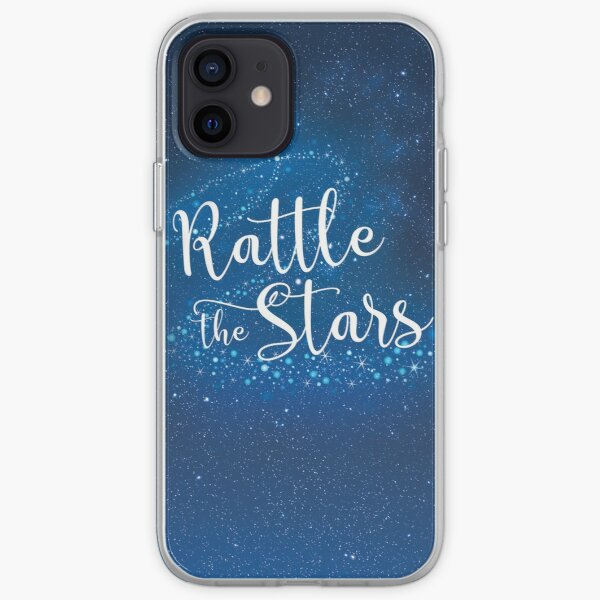 Rattle the Stars - Throne of Glass iPhone Soft Case