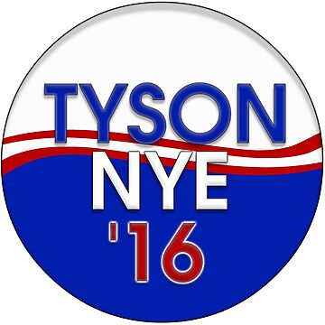Tyson-Nye 2016 by bmgdesigns