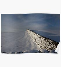 Wall of Snow Poster
