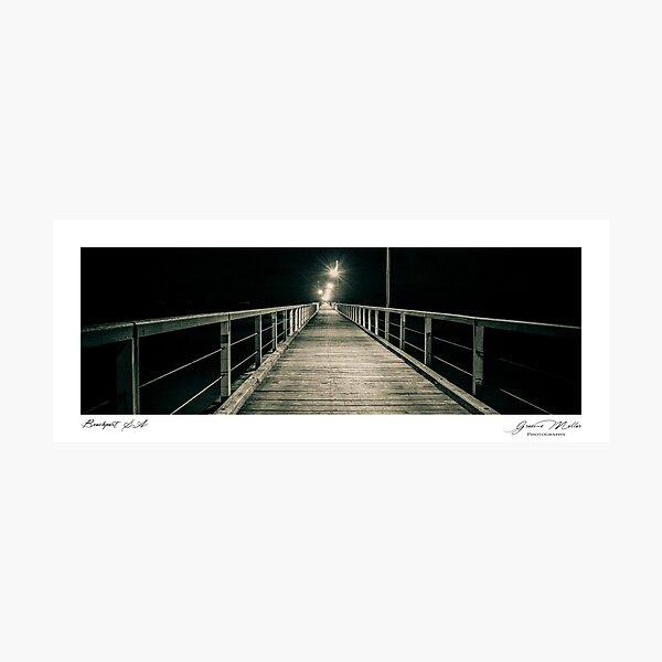 Beachport Jetty Photographic Print