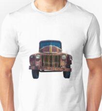 Rusty Ford Pickup Truck T-Shirt