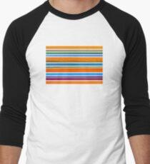 Colorful Striped Seamless Pattern T-Shirt