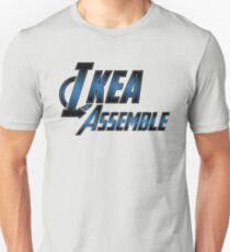 IKEA Assemble Unisex T-Shirt