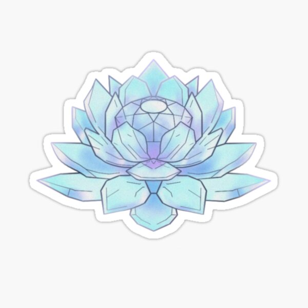The Silver Crystal Ver. 2 Sticker