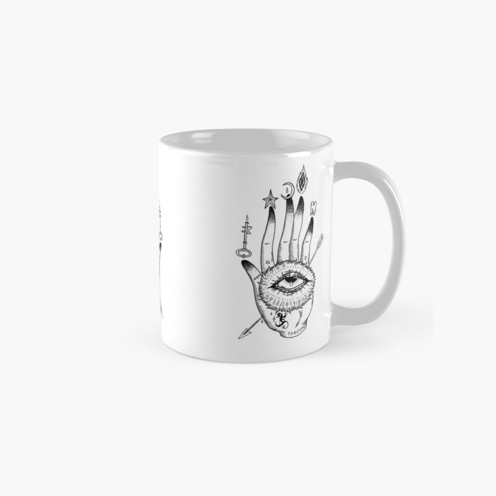 Hand of Mysteries  Mug